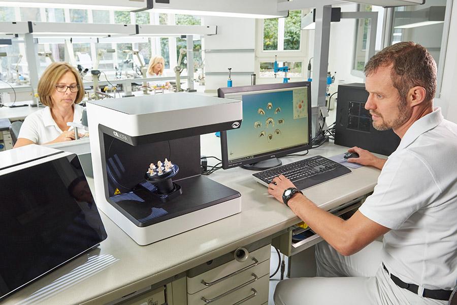 digitale Zahntechnik in Straubing