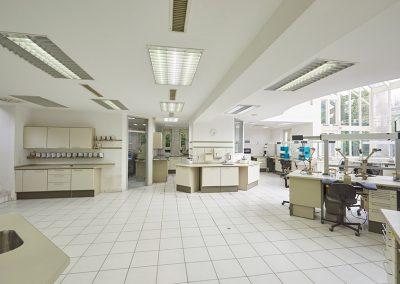 Innenaufnahme bei Ebenbeck Dentaltechnik